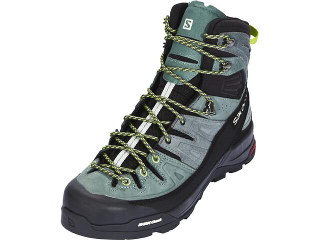 67beea9936dd ... Scarponi da trekking  Salomon X Alp High LTR GTX Scarpe Uomo verde.  Salomon ...